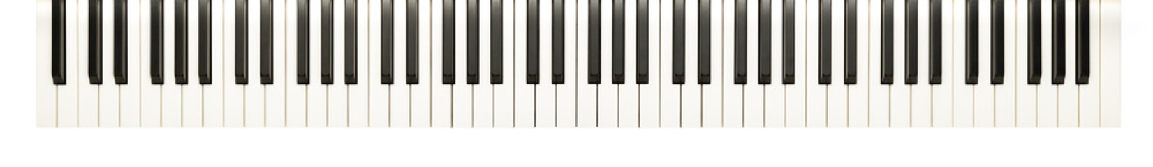 88-key piano keyboard - Tastiera pianoforte a 88 tasti