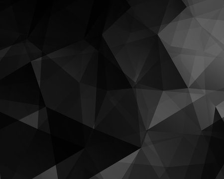 Abstract poligonal background for layout cards sites banners and