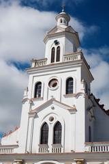 Church of Turi on Turi hill in Cuenca