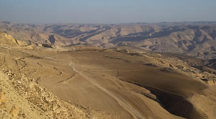 Wadi al Hasa, Karak/ Tafilah Province, South Jordan