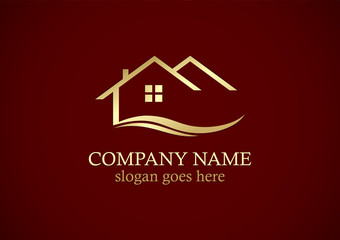 home realty gold company logo