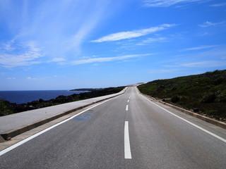 北大東島の風景