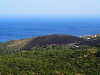 三宅島 ひょうたん山