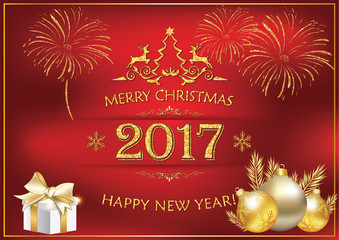 Search photos business greeting card elegant christmas and new year background greeting card print colors used reheart Gallery