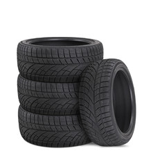 Tires stack