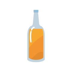 liquor drink bottle icon vector illustration graphic design