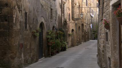 Pitigliano, Grosseto, Toscana, Italia