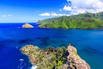 Marquesas Islands, Nuku Hiva.