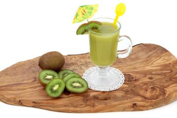 Kiwi Smoothie Drink