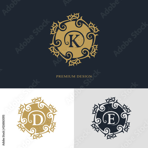 Free logo monogram designs