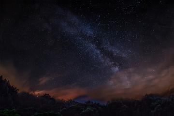 Via lactea, estrellas