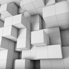 Structural design cubes
