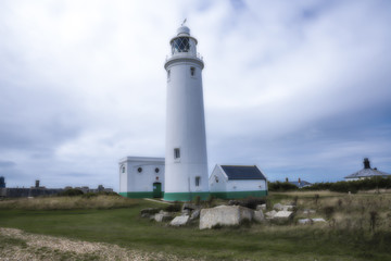 Hurst Point Lighthouse and Hurst Castle