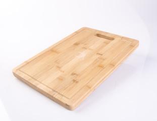Cutting board or wood cutting board on background.