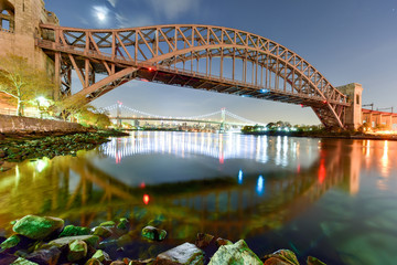 Hell Gate Bridge - New York City
