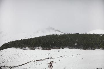 Winter in Armenia
