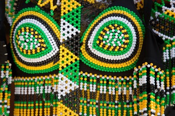 South African Tribal Dress