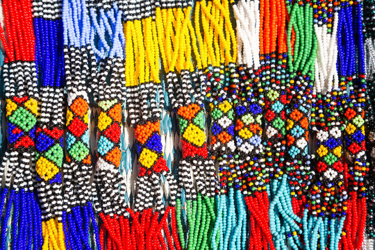 African Tribal Necklaces