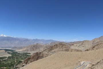 Leh-Kargil highways