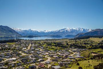 Lake Wanaka City View