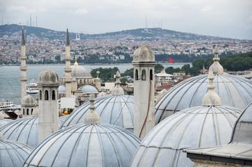 Foto op Canvas Turkije View of Istanbul