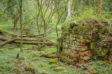 Jesuit ruins of Loreto