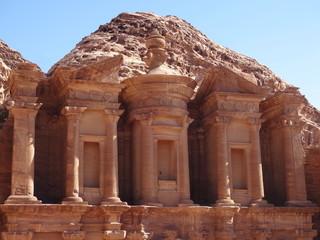 Petra : le monastère Ad-Deir / Al Deir / Al Dayr