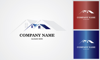 home roof logo