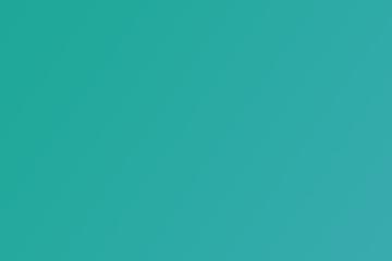 Turquoise Gradient Background.