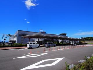 大島空港(東京都 伊豆大島)