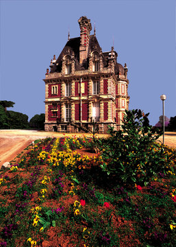 chateau ancenis lore valley france