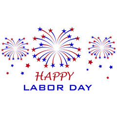 Labour day icon vector, Happy labour day