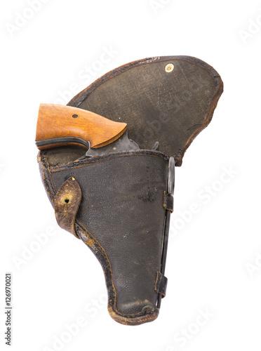 Vintage Handgun 93
