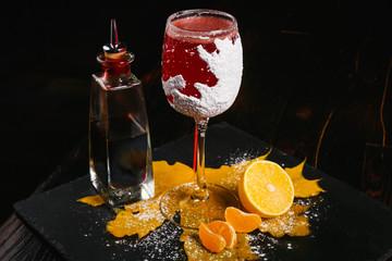 Winter sleep cocktail