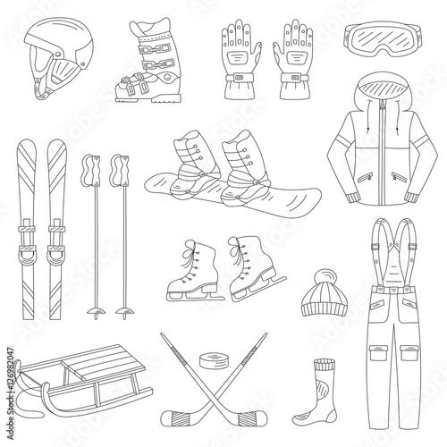 winter sports collection snowboard equipment boots board helmet goggles protective. Black Bedroom Furniture Sets. Home Design Ideas
