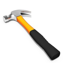 3d Steel nail hammer with grip