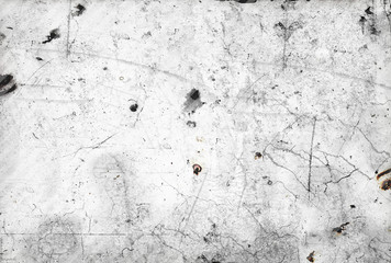 Scratched and stained surface - layer for photo editor Wall mural