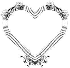 Coração_Pauta_Musical_Arabesco