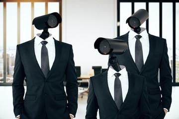 Surveiilance concept