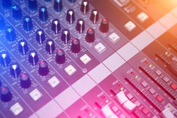 Club Dj Sound Mixer