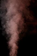 Red water vapor