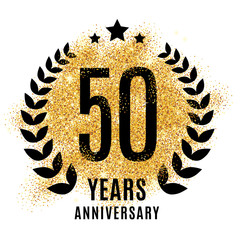 Fifty years golden anniversary