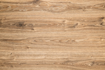 Obraz Wood Texture Background, Brown Grained Wooden Pattern Oak Timber - fototapety do salonu