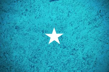 Somalia flag ,3D Somalia national flag illustration symbol.