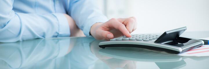 finanzen auf dem rechner prüfen