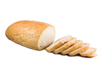 Chleb baltonowski krojony