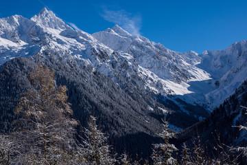 Massif de Belledonne - Isère.