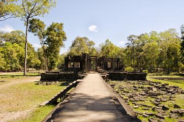Ancient Ruins of Angkor Wat