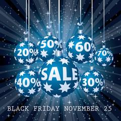 blue sale percent balls