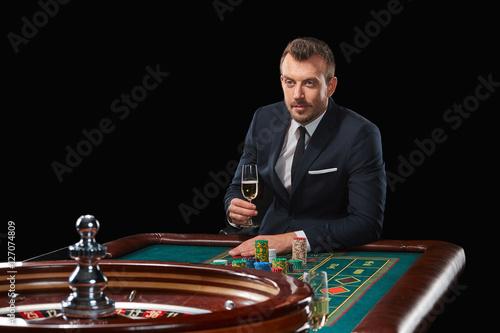 Gambling roulette addiction
